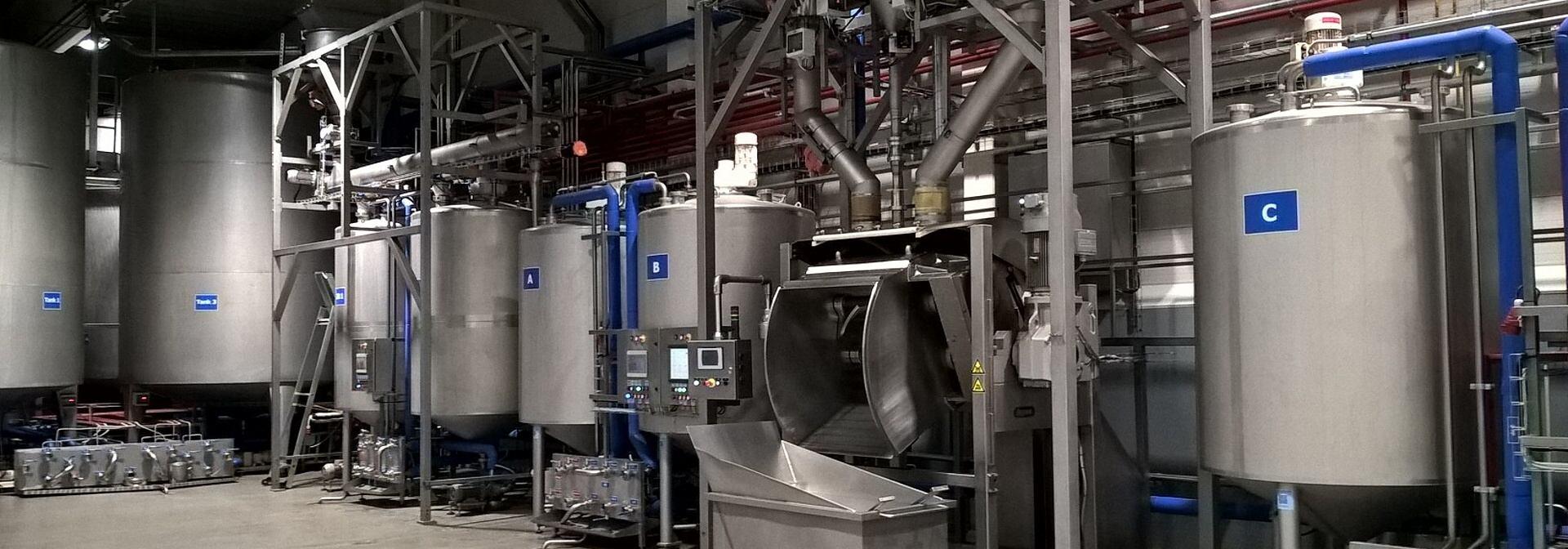 TEVAS - průmyslová automatizace